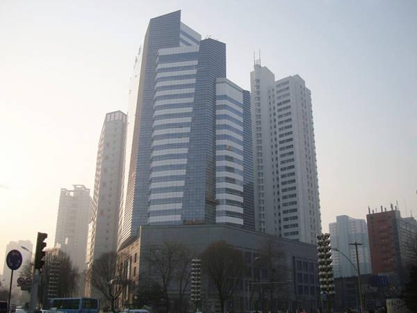 青海省电力公司综合楼